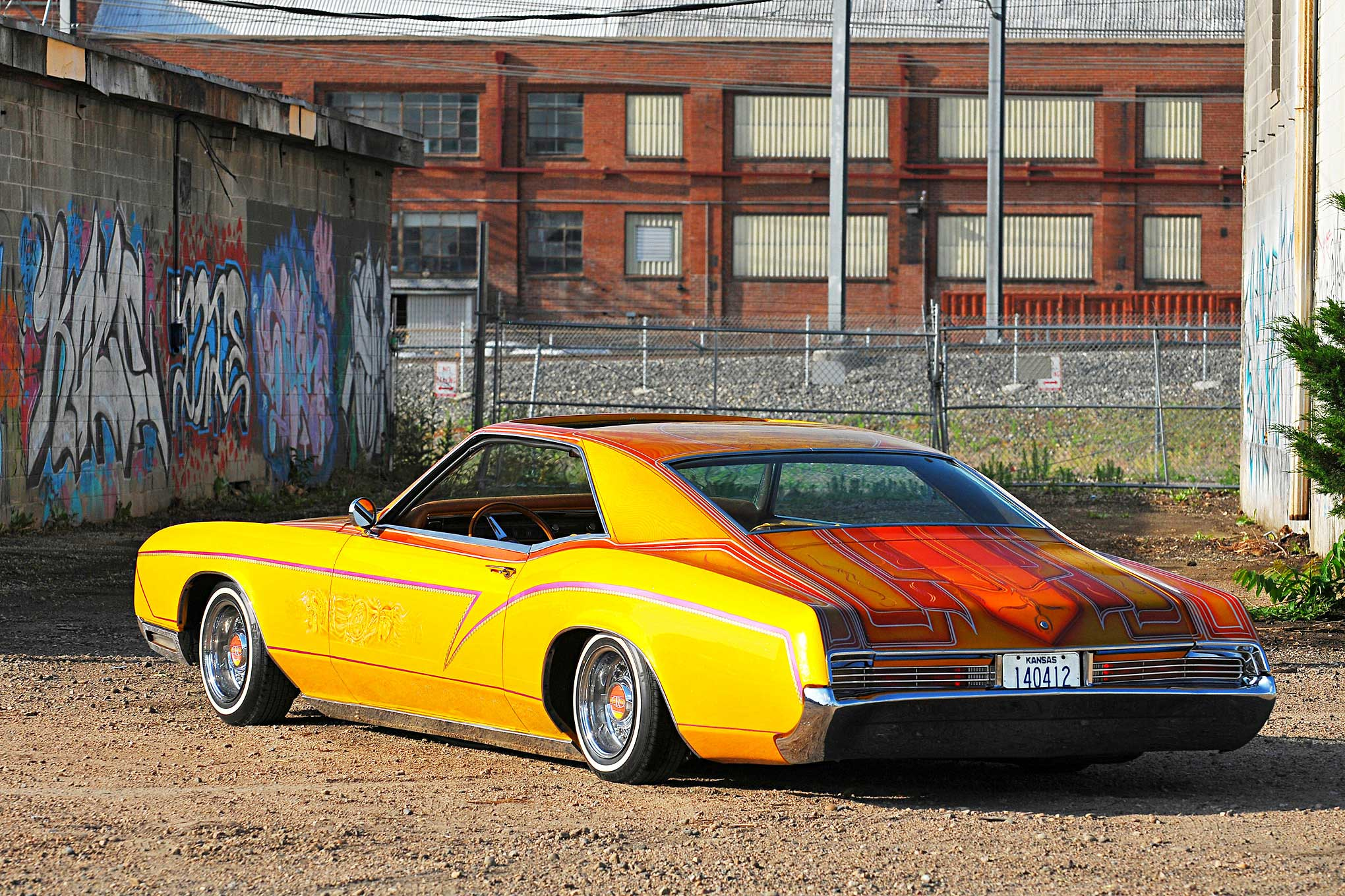 Rides Aaron Munozu0027s 1967 Buick Riviera GS Is A Family Affair